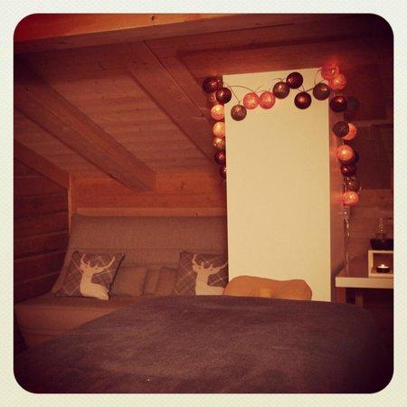 Les Trois Ours : Salle de massage