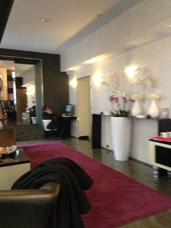 Grand Hotel Saint-Michel: Lobby