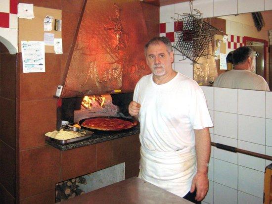 Da Martino: Il pizzaiolo