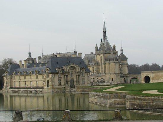 Château de Chantilly : le château