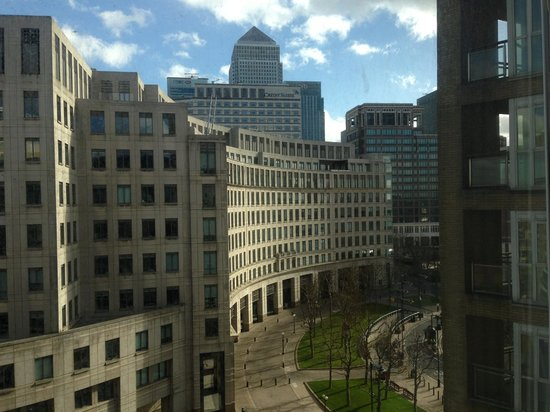 Canary Riverside Plaza Hotel: View from Superior Room