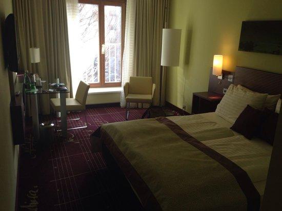 Mercure Salzburg Central: Schickes Hotel