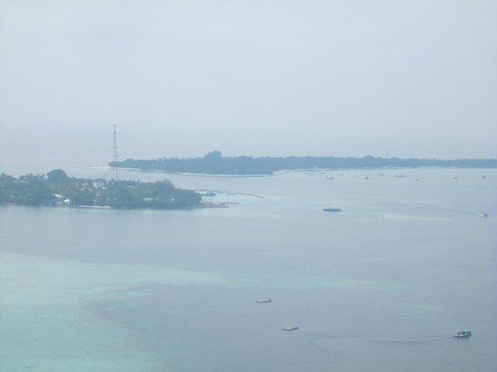 Kuramathi Island Resort: l'isola dall'idrovolante