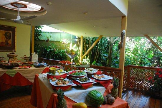 Hotel Aranjuez: colazione