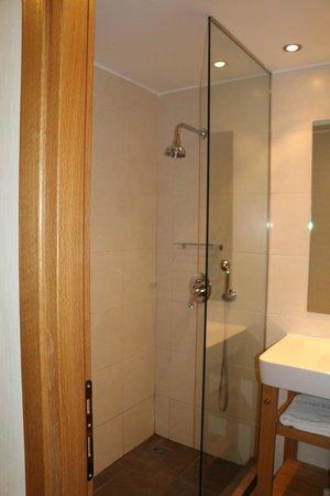 The Athens Gate Hotel : salle de bain