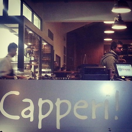 Capperi! : Lovely place