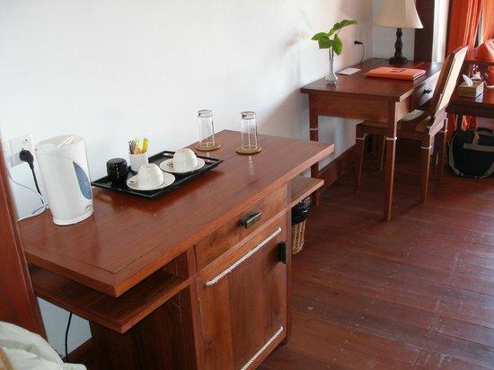 Pristine Lotus Resort: Room