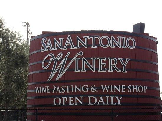 Pic Picture Of San Antonio Winery Los Angeles Tripadvisor