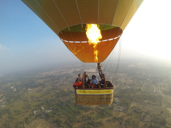 Sky Waltz Balloon Safari: My greatest experience