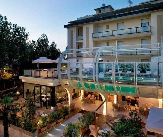 Hotel Boemia entrata