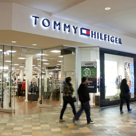 Elizabeth, NJ: USA's largest Tommy Hilfiger