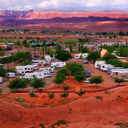 Page - Lake Powell Campground