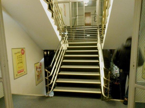 Hotel Astoria : Stairway