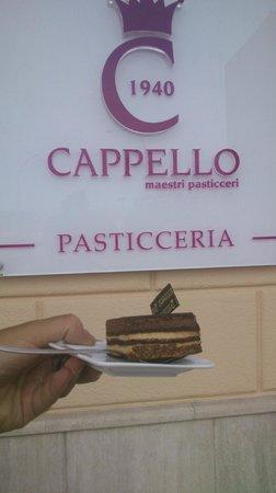 Pasticceria Cappello: Torta setteveli