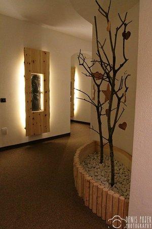 Pineta Naturamente Hotels : Corridoio