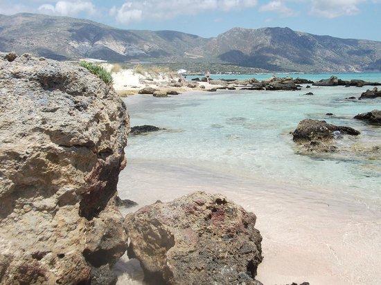 Kavros Beach : Крит