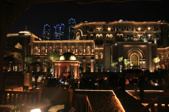 BBQ Al Qasr: The Emirates Palace