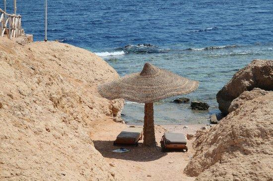 Otium Hotel Amphoras: Пляж