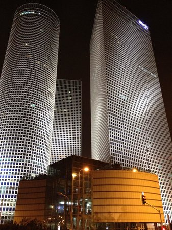 Crowne Plaza Tel Aviv City Center : The hotel