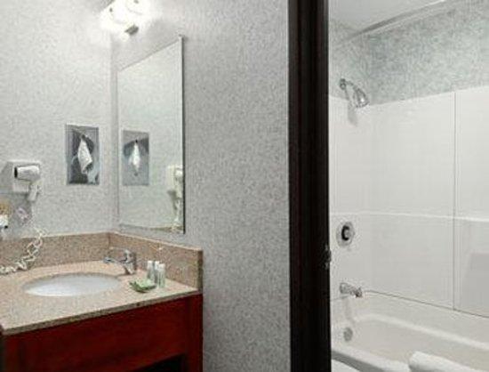 Motel 6 Naperville : Bathroom