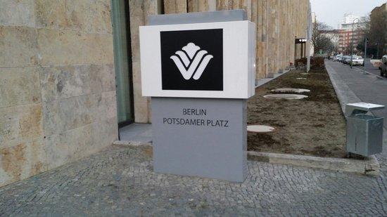 Crowne Plaza Berlin - Potsdamer Platz: Potsdamer Platz ist hier aber nicht. Hier ist Kreuzberg