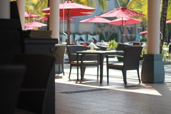 Amari Phuket: Pretty spot to lunch!