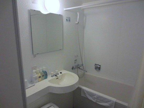 Shizutetsu Hotel Prezio Shizuoka-Ekikita: 浴室