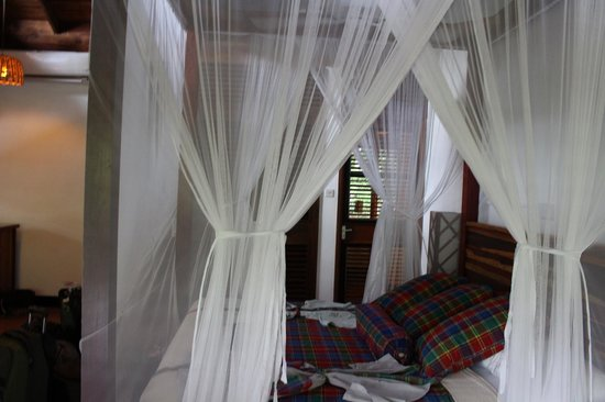 Anse Chastanet : room