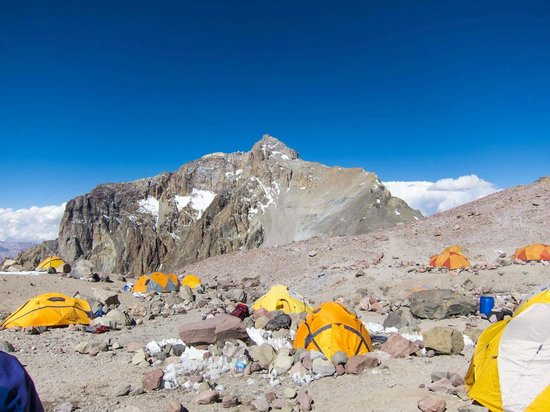 Acomara-Aconcagua Expeditions Day Tours
