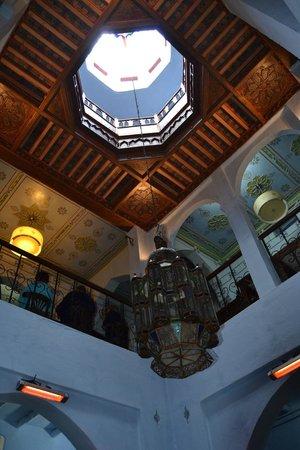 Hotel Riad Casa Hassan Restaurante : Foto di Daniela M. e Salvin