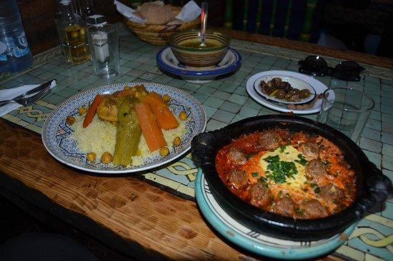 Hotel Riad Casa Hassan Restaurante: Foto di Daniela M. e Salvin