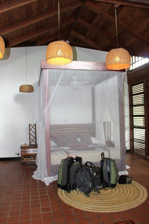 Anse Chastanet: room