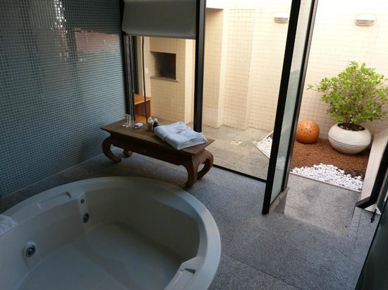 Mercure Curitiba Batel: suite executiva