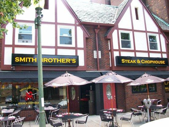 Smith Brothers : Smith Brother's Ridgewood