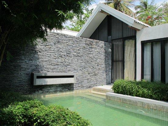 X2 Koh Samui Resort - All Spa Inclusive : private pool area