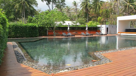 X2 Koh Samui Resort - All Spa Inclusive : pool