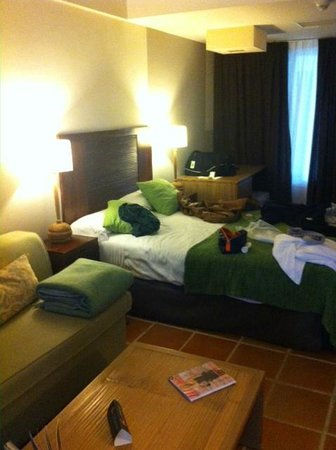Hotel Vincci Costa Golf: HABITACION