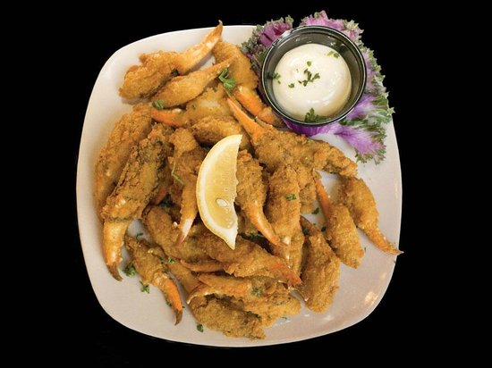 DON'S Seafood: Fried Crab Claws (Seasonal)
