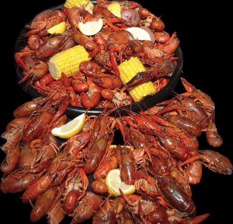DON'S Seafood: DON'S Hot Boiled Crawfish (Seasonal)