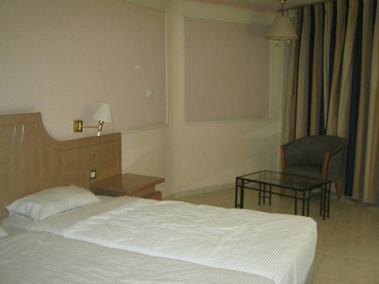 Galil Hotel: My room is rather large