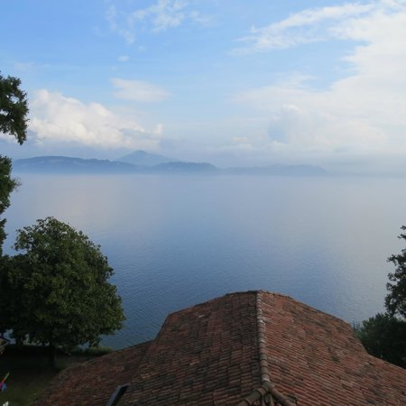 Relais Casali della Cisterna: View from our room