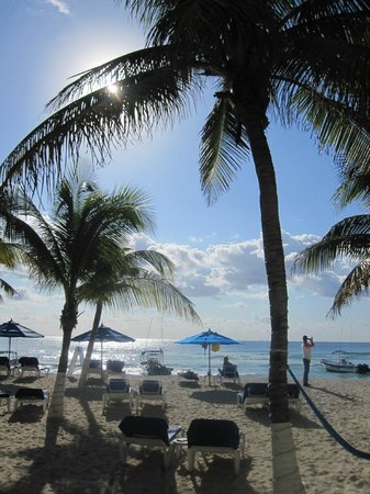 Playa Palms Beach Hotel: Playa Palms Beach