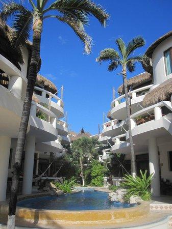 Playa Palms Beach Hotel: Playa Palms