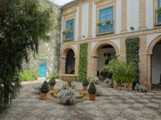 Palacio Museo de Viana : Patios