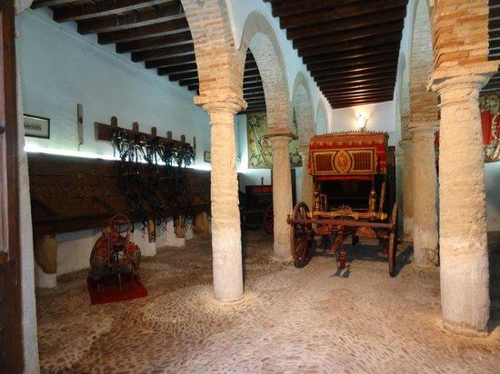 Palacio de Viana: Cuadras