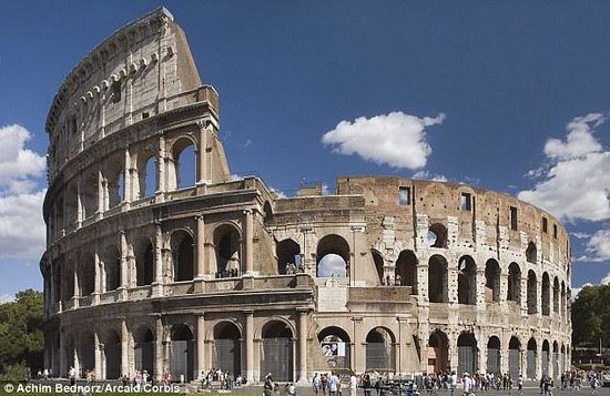 The Rome Limousine Service - Tours