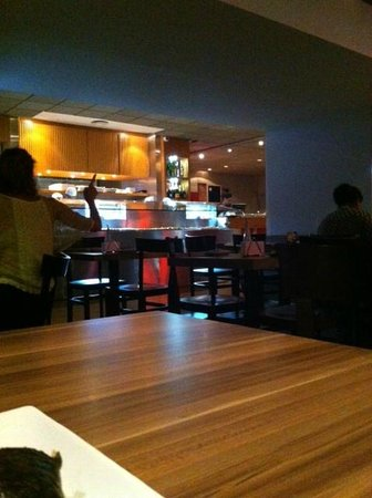 Kanpai Cozinha Oriental - Centro : restaurante
