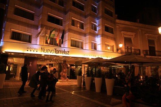 Nuevo Torreluz Hotel: Exterior