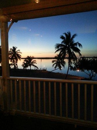 Pierre's : Sunset at Pierres Restaurant!
