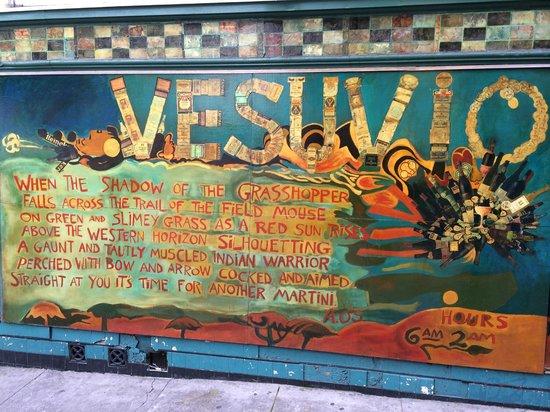 Urban Trek USA: Vesuvio--ask about the drink specials!